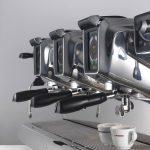 Primeur in Nederland. Ticino | Espresso Totaal Service – Nieuwste Faema E71