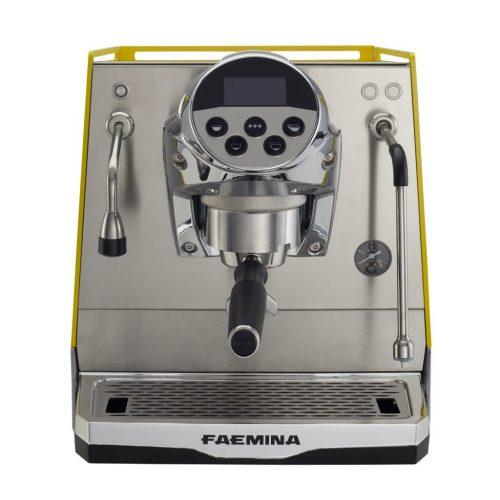 Faemina Glossy Yellow
